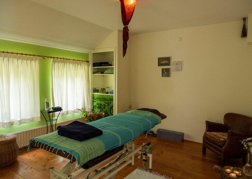 Massagepraktijk Tinkel in Nijmegen voor een fijne massage